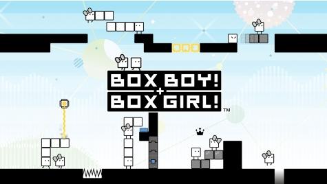 BOXBOY! + BOXGIRL!(박스보이! + 박스걸!)