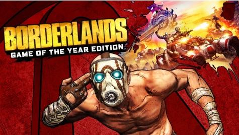 보더랜드: 올해의 게임 에디션