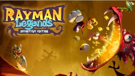 Rayman® Legends Definitive Edition