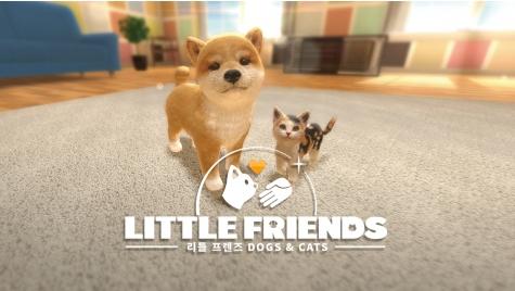 리틀 프렌즈 -DOGS&CATS-