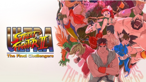 ULTRA STREET FIGHTER® II The Final Challengers
