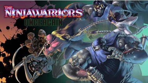닌자 세이비어 : 리턴 오브 워리어즈