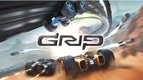 GRIP : COMBAT RACING (그립 : 컴뱃 레이싱)