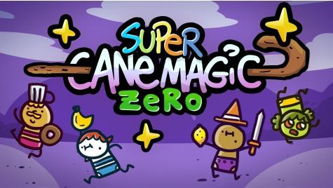 Super Cane Magic ZERO (슈퍼케인매직제로)