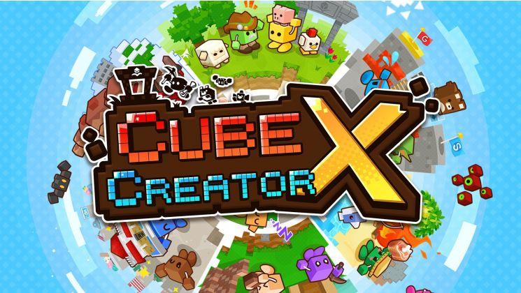큐브 크리에이터 X