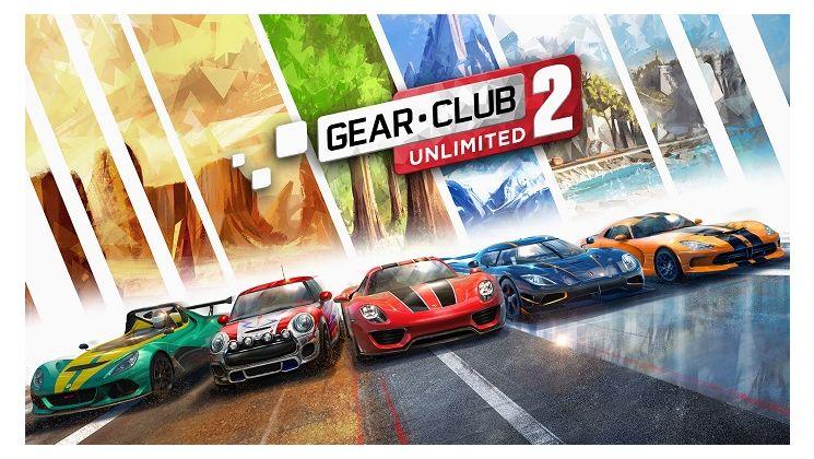 기어.클럽 언리미티드 2 (Gear.Club Unlimited 2)