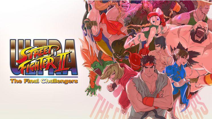 ULTRA STREET FIGHTER® II The Final Challengers