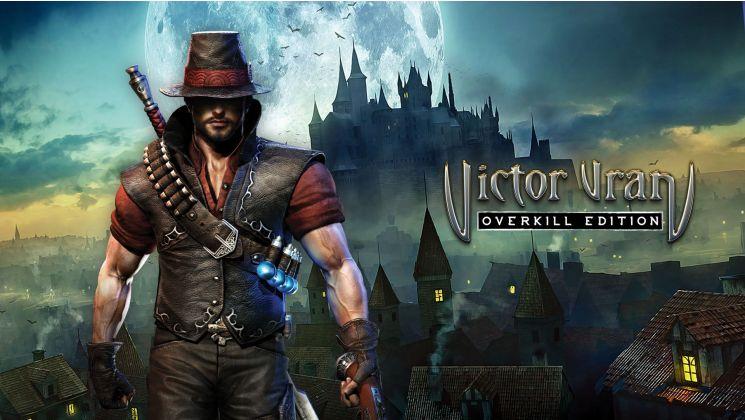 빅터 브란 오버킬 에디션 (Victor Vran Overkill Edition)